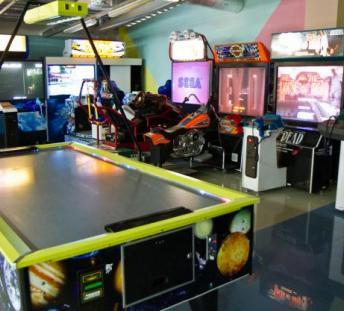 Детские игровые автоматы в тюмени аренда игровые автоматы клубничка демо версии