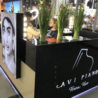 "развитие beauty-студий  BROW BAR ""AVI PIANO"""
