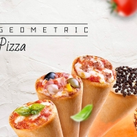 Geometric Pizza